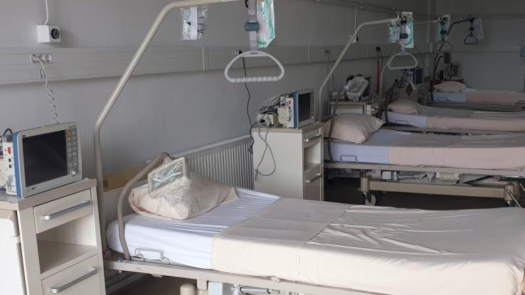 Bolnice se pune osjetno većim tempom