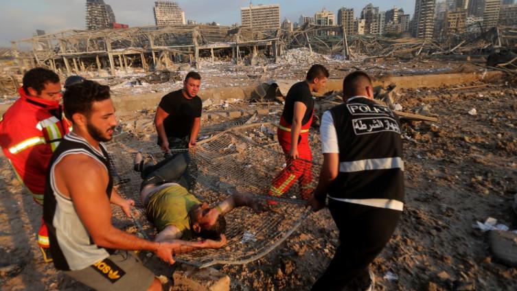 Bejrut: Katastrofalne posljedice eksplozije