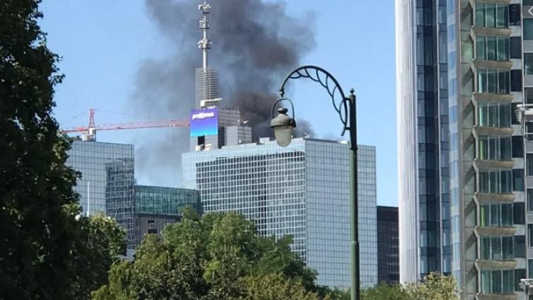 Kompleks sačinjavaju tri nebodera