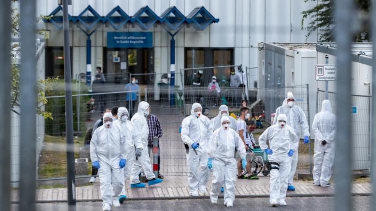 Pandemija nije gotova