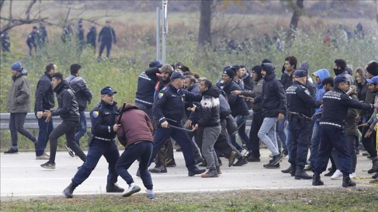 BPS: Migranti zlostavljaju građane