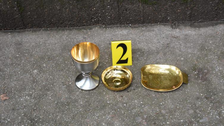 Dio ukradenih predmeta