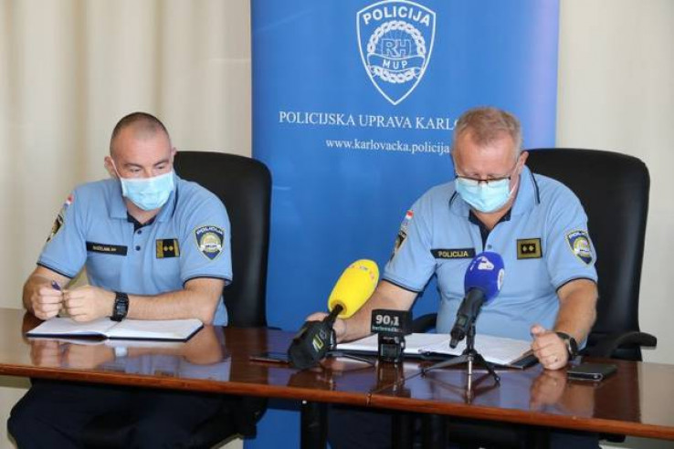 Mnogi detalji zločina priopćeni na pres konferenciji