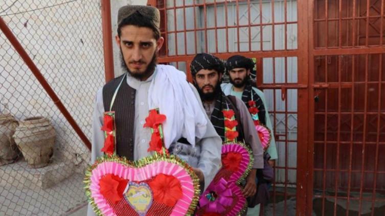 Puštanje talibana na slobodu