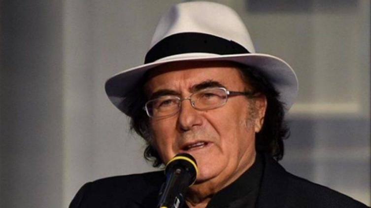 Italijanski pjevač Al Bano