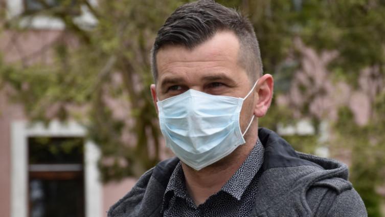Begović: Potrebne respiratorne maske i gumene rukavice