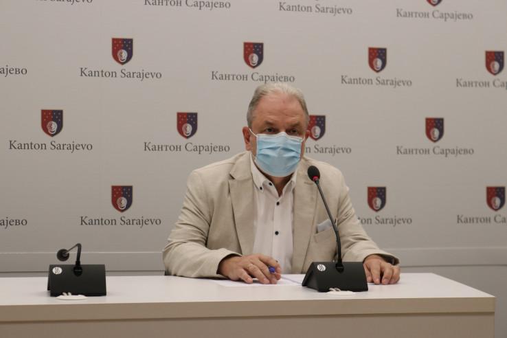 Ministar privrede KS Draško Jeličić