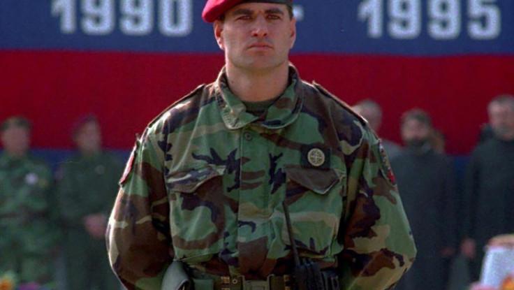 Milorad Ulemek legija, komandant JSO-a