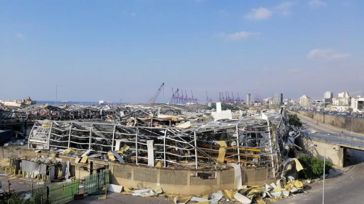 Velike posljedice nakon katastrofalne eksplozije