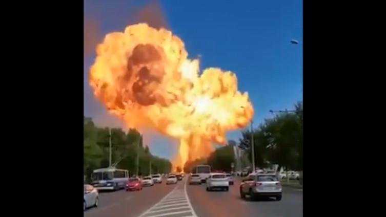 Stravična eksplozija u Volgogradu