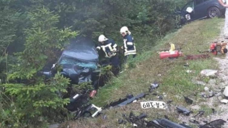 Nesreća se dogodila na putu Sarajevo - Pale