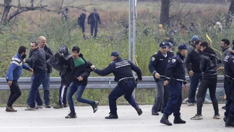 Migranti pokušali ući u BiH