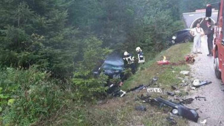 Vozač Mercedesa uzrokovao nesreću