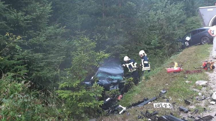Osoba koja je skrivila saobraćajnu nesreću je bila pod utjecajem alkohola i opojnih droga