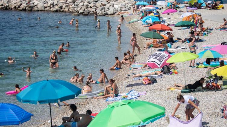 U Hrvatskoj trenutno oko 46.000 turista iz Italije