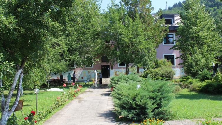 Dom za stare i iznemogle osobe u Goraždu