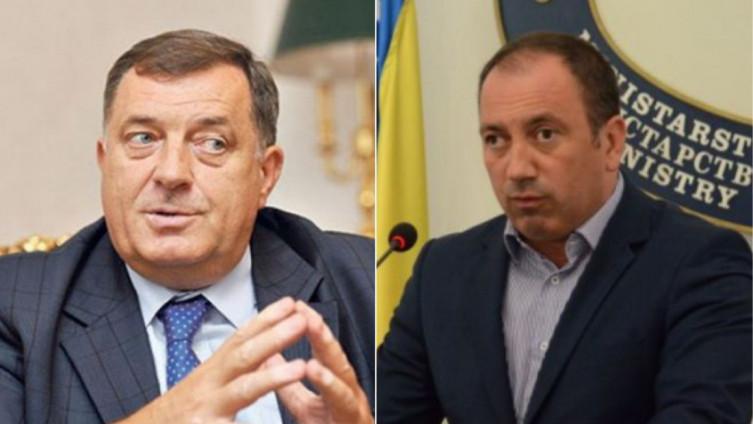 Milorad Dodik i Igor Crnadak