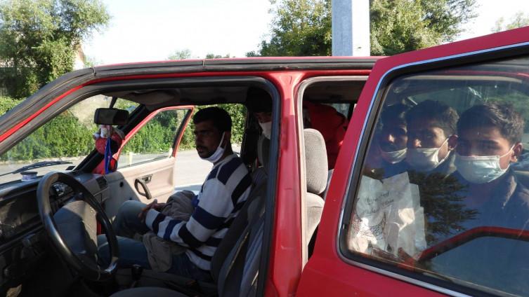 Migranti pronađeni na području Kalesije