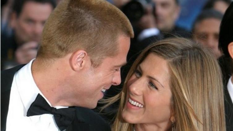 Pit i Aniston