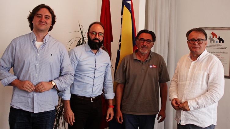 Pašić zvanično postao član SDP-a