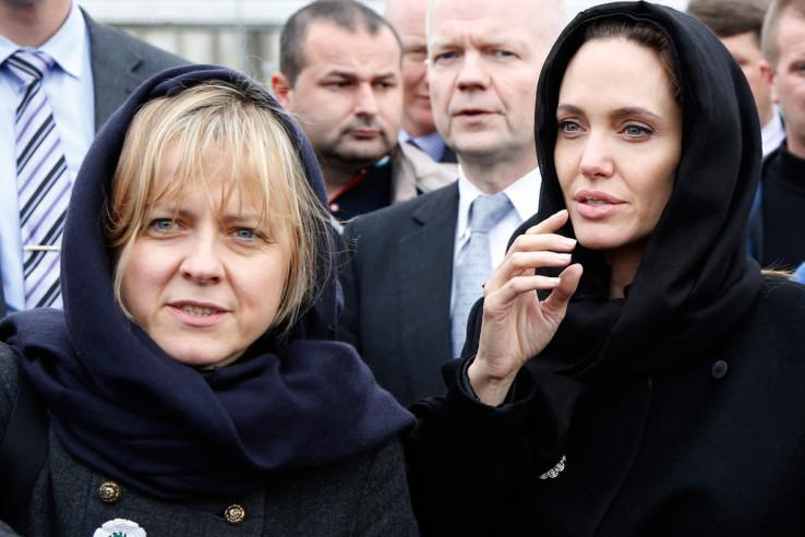 Arminka Helić i Anđelina Đoli