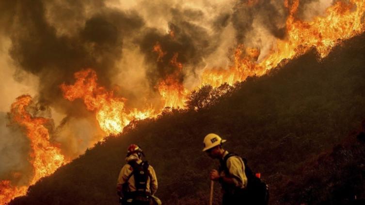 Zastrašujući požari u Kaliforniji