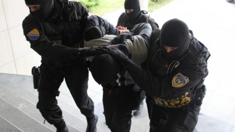 Osumnjičena osoba privedena je u prostorije SIPA-e
