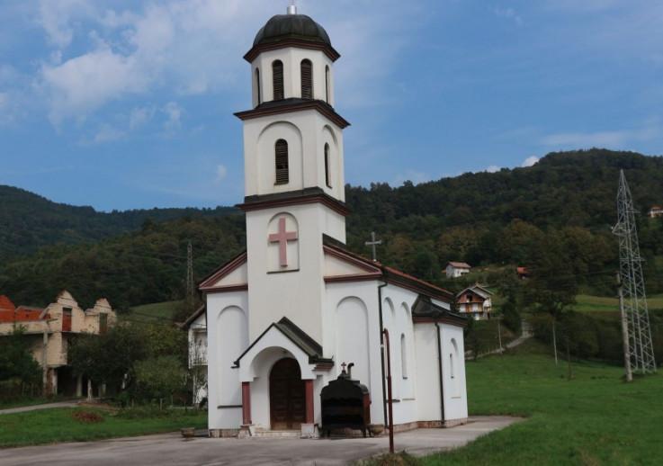 Crkva u Konjević Polju