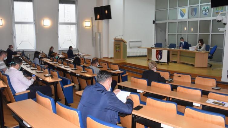 Danas nastavak sjednice Skupštine Kantona Sarajevo
