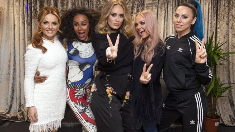 "Adel sa ""Spice Girls"""