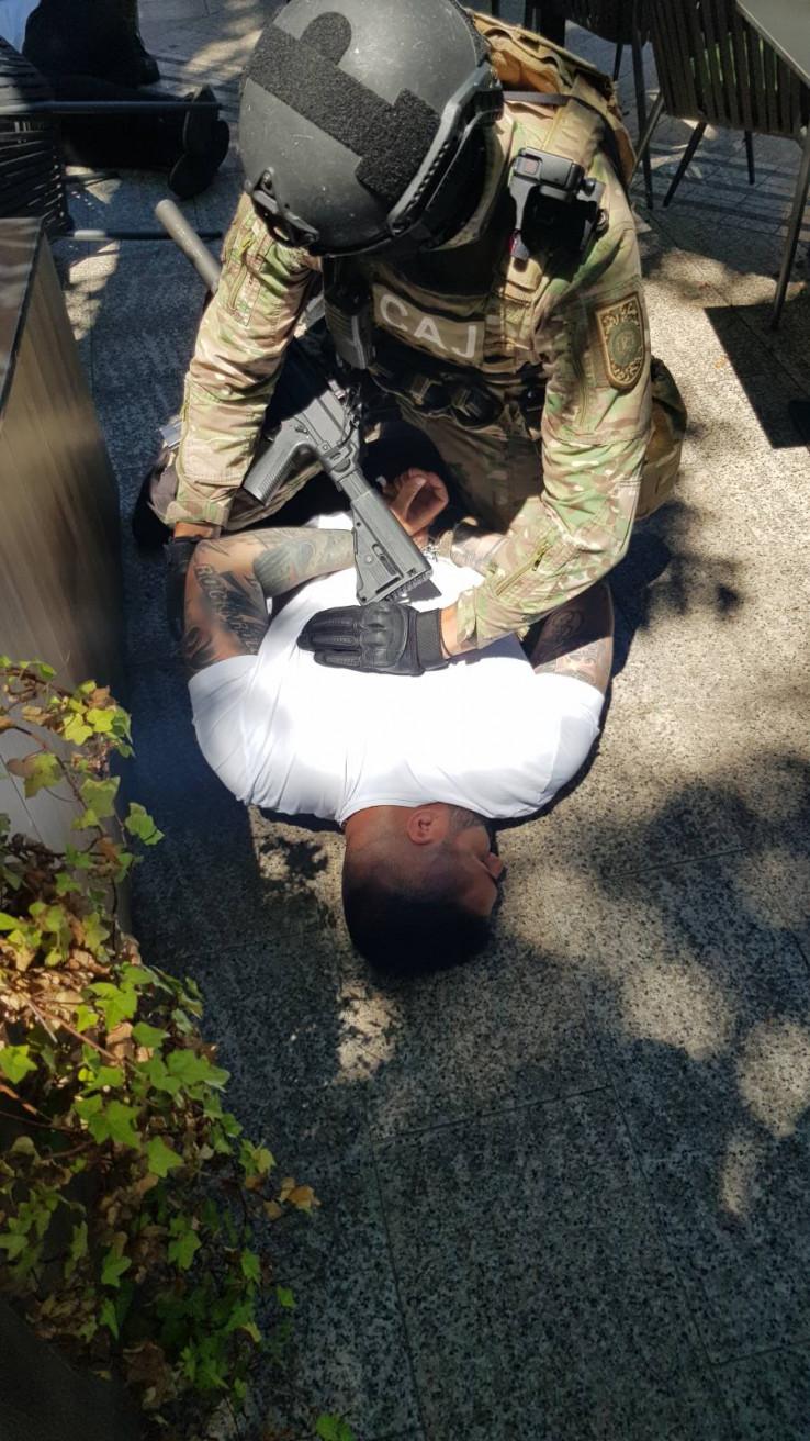 Hapšenje Šakića