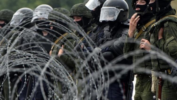 Bjelorusija pojačava vojnu zaštitu zapadne granice