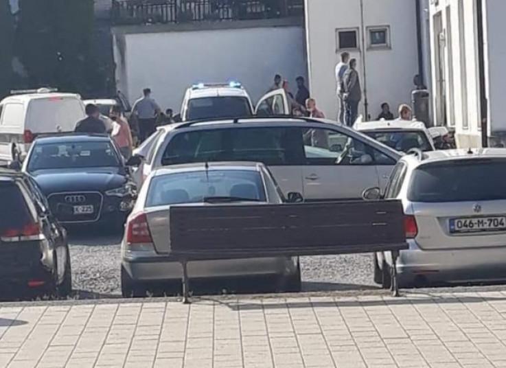 Policija hapšsi migrante