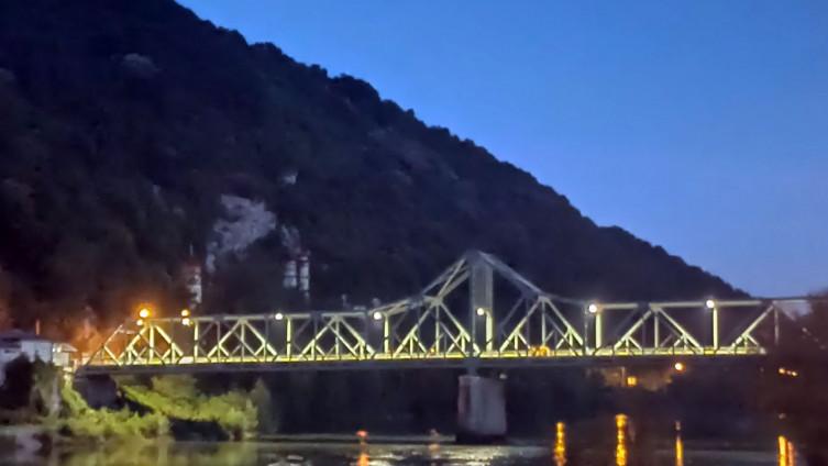 Most je dug 150, a širok 7,2 metra
