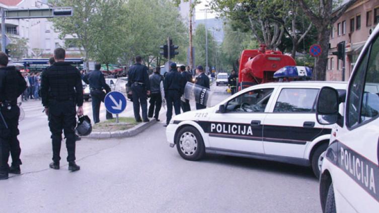 Policija inretvenirala u Bišće polju