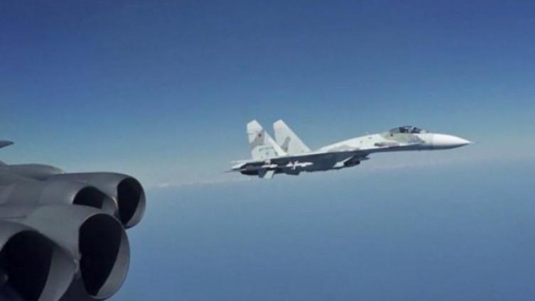 Ruski lovci su poletjeli tokom NATO vježbe u kojoj je učestvovalo 80 aviona