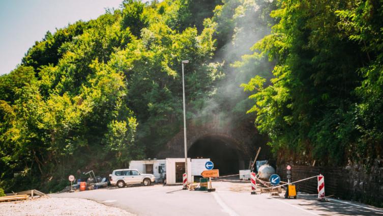 Saobraćaj je zbog radova obustavljen u tunelu Jasen na magistralnom putu Prozor-Jablanica