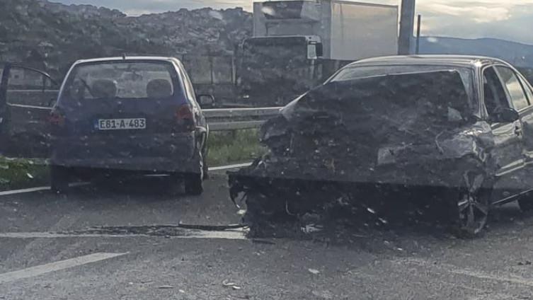 Velika oštećenja na vozilima