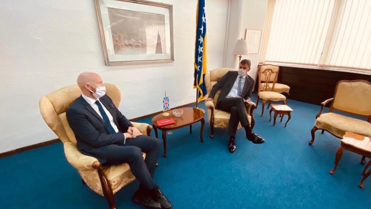 Fild: Koristan sastanak sa premijerom Novalićem