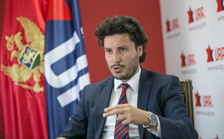 Dritan Abazović