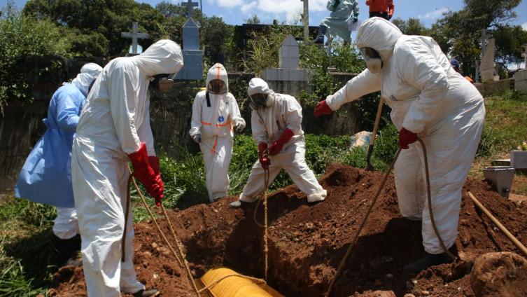 Više od 26.074.140 zaraženih službeno je potvrđeno od početka epidemije