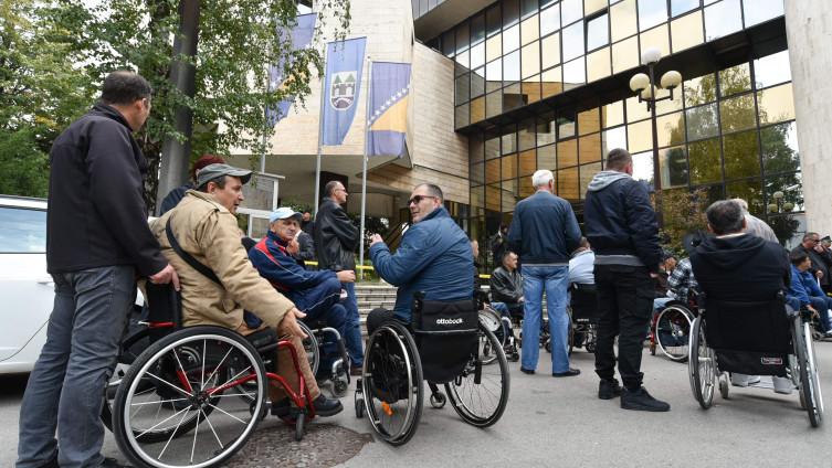 Najniža invalidnina za RVI u FBiH iznosi 47 KM