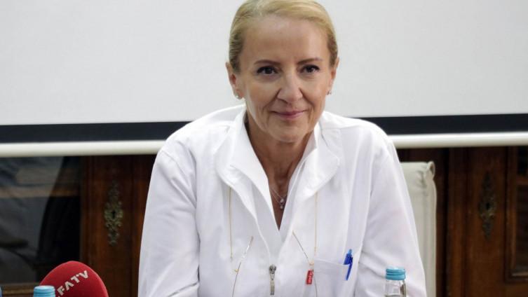Direktorica Kliničkog centra Univerziteta u Sarajevu Sebija Izetbegović