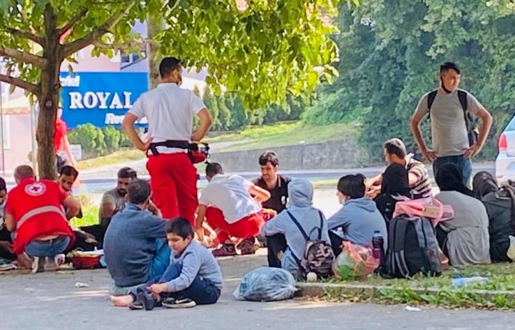 Migranti sa djecom