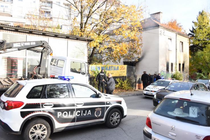 Napad u centru Sarajeva