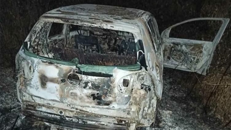 Zapaljeni Golf pronađen u Prisadama
