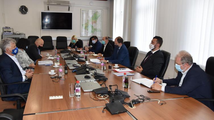 Sa sastanka: Poseban interes postoji za projekte podrške turizmu