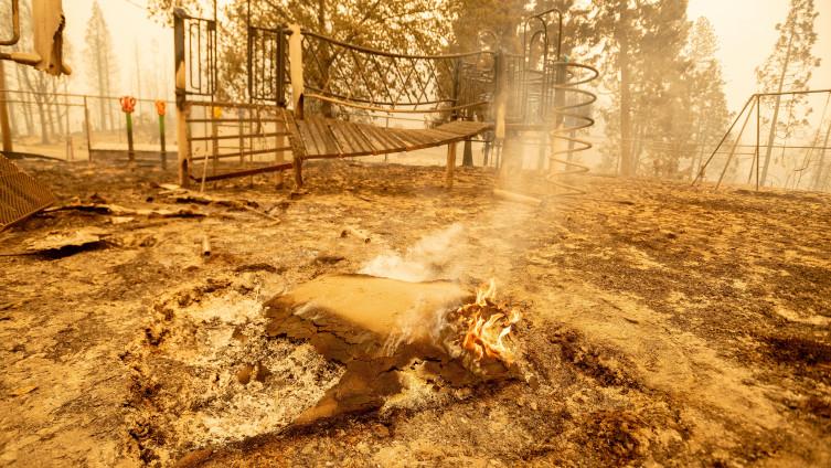 Apokaliptične fotografije iz okruga Fresno