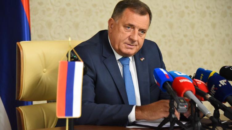 Dodik iznio teške optužbe na račun Debeveca
