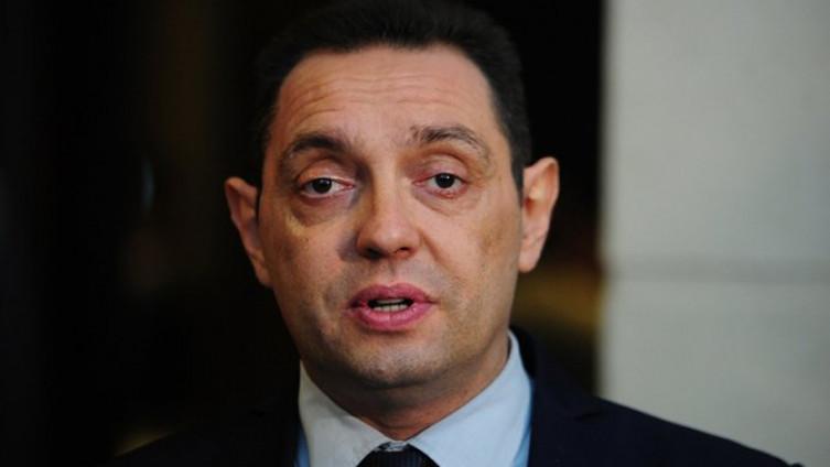 Vulin: Srbija se nalazi pred strašnim i nezasluženim pririskom Evropske unije